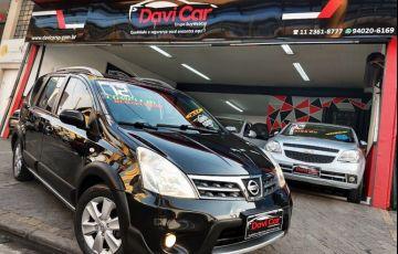 Nissan Livina 1.6 SL X-gear 16v