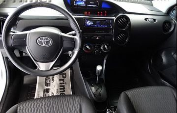 Toyota Etios Sedan X-AT 1.5 16V Flex - Foto #7