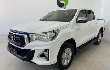 Toyota Hilux 2.8 Sr 4x4 CD 16v