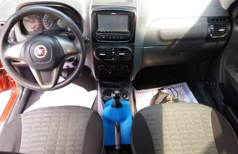 Fiat Strada 1.4 MPi Working CD 8v - Foto #7
