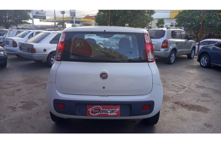 Fiat Uno Vivace 1.0 8V (Flex) 4p - Foto #5