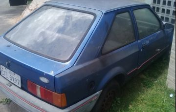 Ford Escort Hatch Hobby 1.0