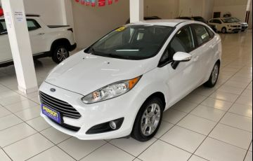 Ford New Fiesta Sedan 1.6 SEL (Aut) (Flex) - Foto #1