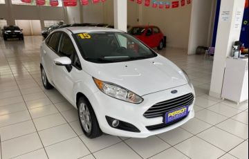 Ford New Fiesta Sedan 1.6 SEL (Aut) (Flex) - Foto #2