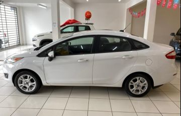 Ford New Fiesta Sedan 1.6 SEL (Aut) (Flex) - Foto #3