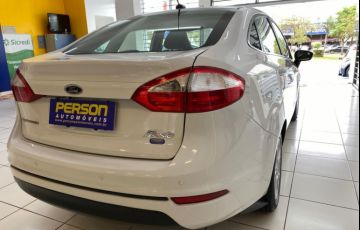 Ford New Fiesta Sedan 1.6 SEL (Aut) (Flex) - Foto #4