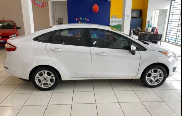Ford New Fiesta Sedan 1.6 SEL (Aut) (Flex) - Foto #5