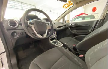 Ford New Fiesta Sedan 1.6 SEL (Aut) (Flex) - Foto #9