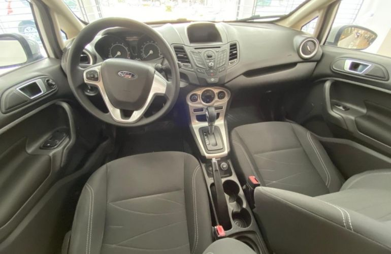 Ford New Fiesta Sedan 1.6 SEL (Aut) (Flex) - Foto #10