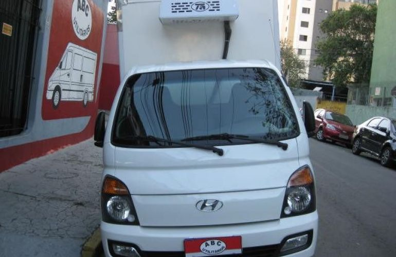 Hyundai HR HD Longo 4X2 2.5 Turbo Intercooler 8V - Foto #2
