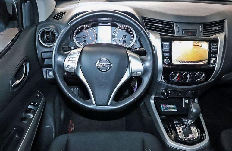 Nissan Frontier 2.3 16V Turbo Attack CD 4x4 - Foto #5