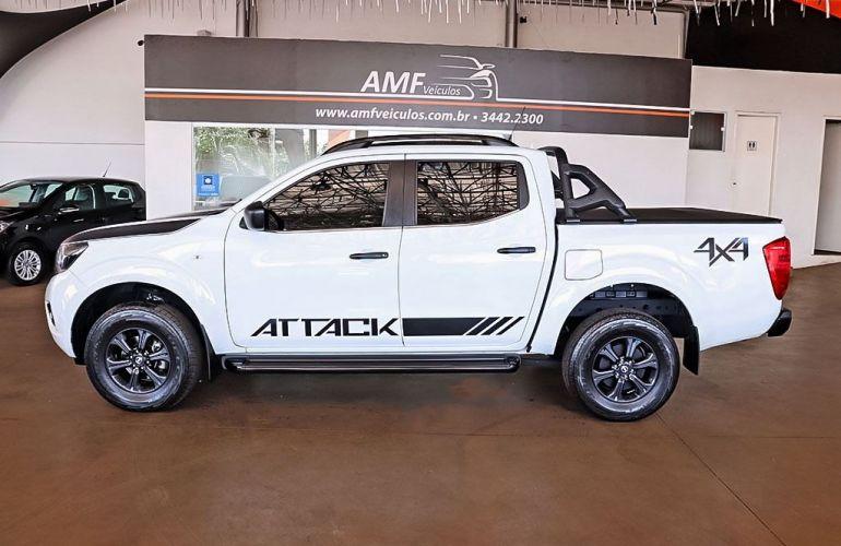Nissan Frontier 2.3 16V Turbo Attack CD 4x4 - Foto #7