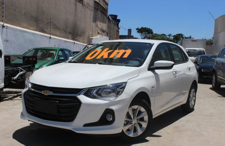 Chevrolet Onix 1.0 Turbo Plus Ltz - Foto #1