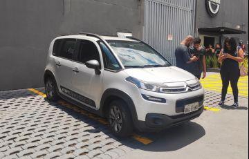 Citroën Aircross Live 1.5 8V (Flex)