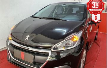 Peugeot 208 1.6 Allure 16V Flex 4p Automático - Foto #4