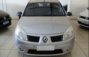Renault Sandero Expression 1.0 16V Hi-Flex