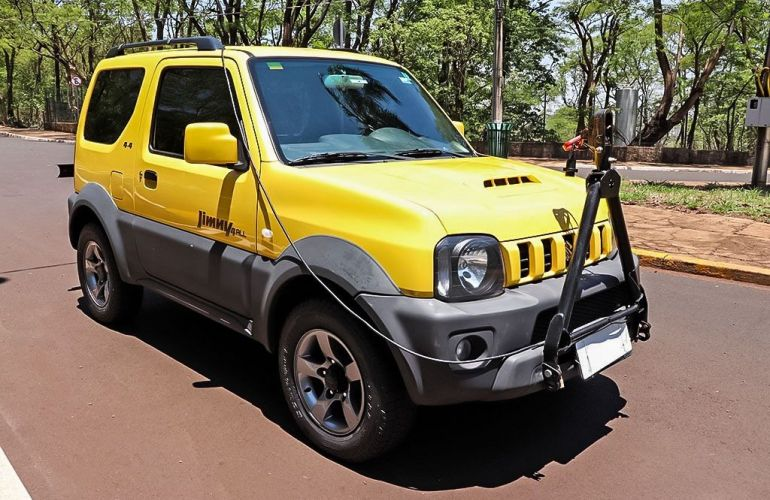 Suzuki Jimny 1.3 4all 4x4 16v - Foto #2