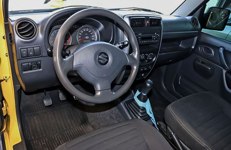 Suzuki Jimny 1.3 4all 4x4 16v - Foto #5