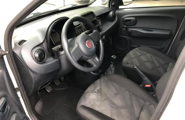 Fiat Mobi 1.0 8V Evo Easy - Foto #5