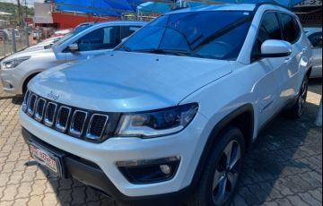 Jeep Compass 2.0 Longitude (Aut)