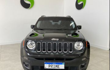 Jeep Renegade 1.8 16V Longitude - Foto #2