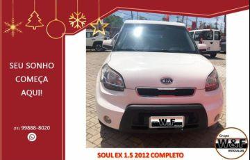 Kia Soul 1.6 EX  16v