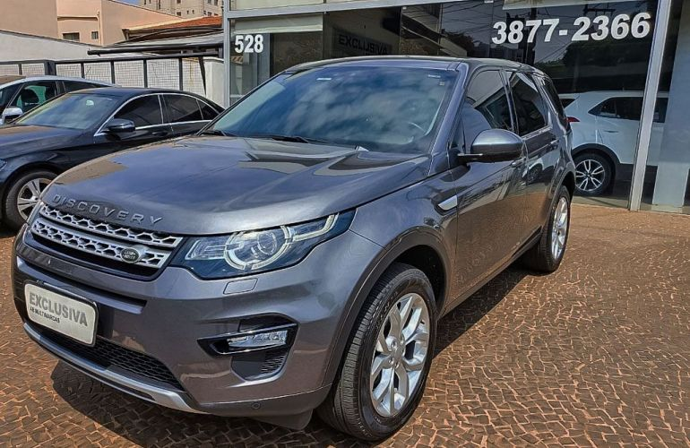 Land Rover Discovery Sport 2.0 16V D240 Biturbo Hse - Foto #3