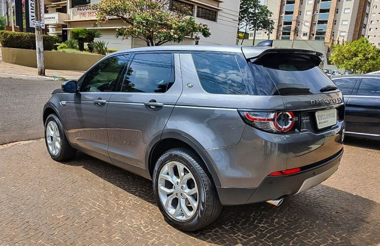 Land Rover Discovery Sport 2.0 16V D240 Biturbo Hse - Foto #10