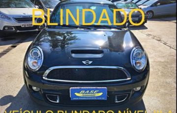 Mini Coupe S 1.6 Aut