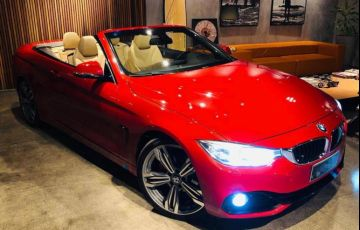 BMW 420i 2.0 Cabrio Sport
