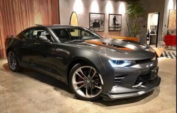 Chevrolet Camaro SS 6.2 50th Anniversary Edition
