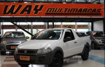 Fiat Strada 1.4 MPi Hard Working CS 8v