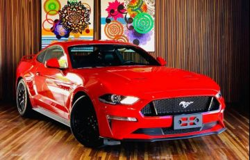 Ford Mustang GT Premium 5.0