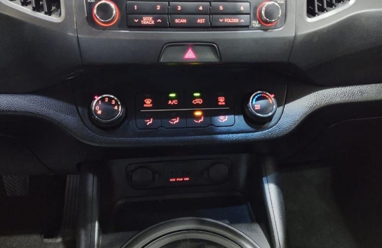 Kia Sportage 2.0 LX 4x2 16v - Foto #8