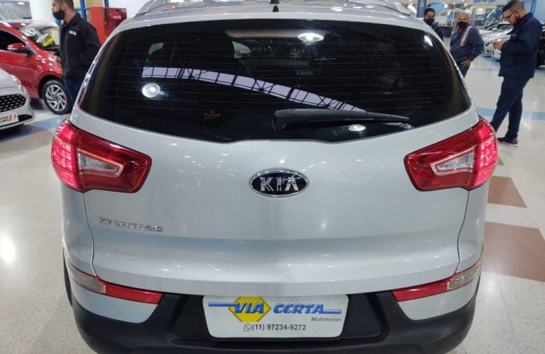 Kia Sportage 2.0 LX 4x2 16v - Foto #9