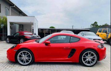 Porsche Cayman 2.0 PDK
