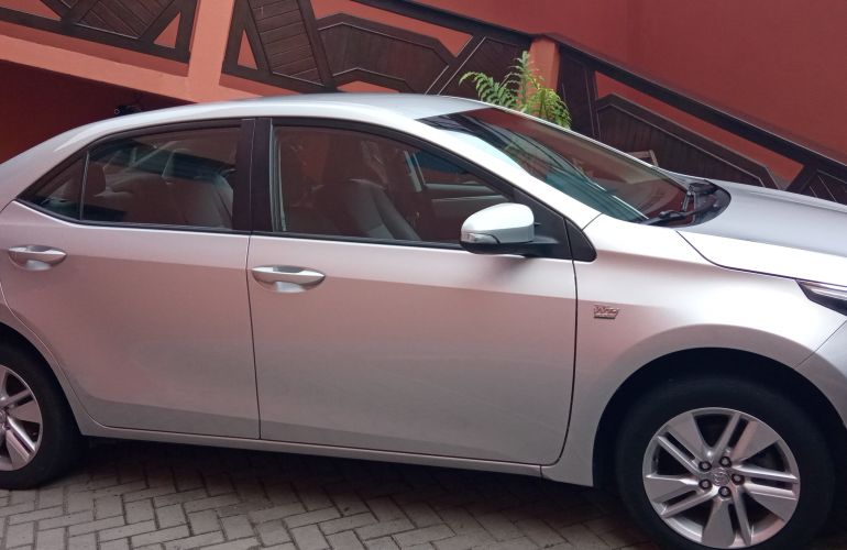 Toyota Corolla Sedan 1.8 Dual VVT-i GLi Multi-Drive (Flex) - Foto #7