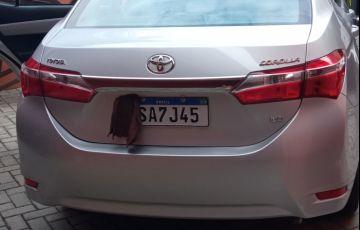 Toyota Corolla Sedan 1.8 Dual VVT-i GLi Multi-Drive (Flex) - Foto #8