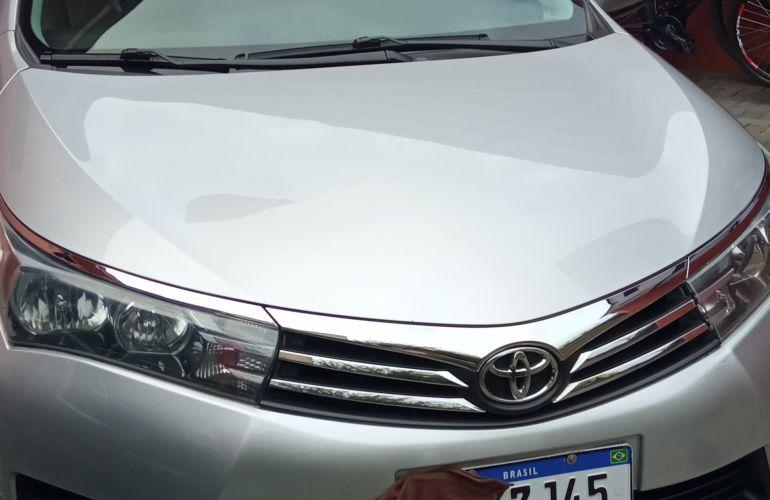 Toyota Corolla Sedan 1.8 Dual VVT-i GLi Multi-Drive (Flex) - Foto #9