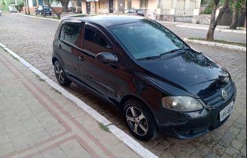 Volkswagen Fox Black 1.0 8V (Flex) 4p - Foto #6
