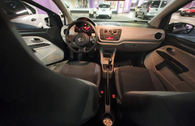 Volkswagen Up! 1.0 12v E-Flex move up! I-Motion 4p - Foto #6