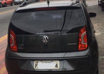 Volkswagen Up! 1.0 12v E-Flex move up! I-Motion 4p - Foto #8