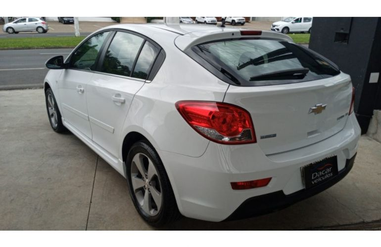 Chevrolet Cruze Sport6 LT 1.4 16V Ecotec (Aut) (Flex) - Foto #7