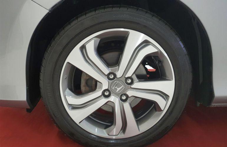 Honda City LX 1.5 CVT (Flex) - Foto #5