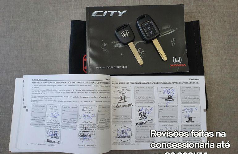 Honda City LX 1.5 CVT (Flex) - Foto #10