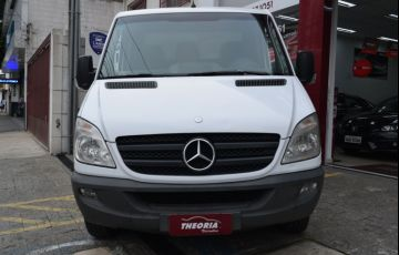 Mercedes-Benz Sprinter 2.2 311 Cdi Furgao Street 9 16V Bi-turbo