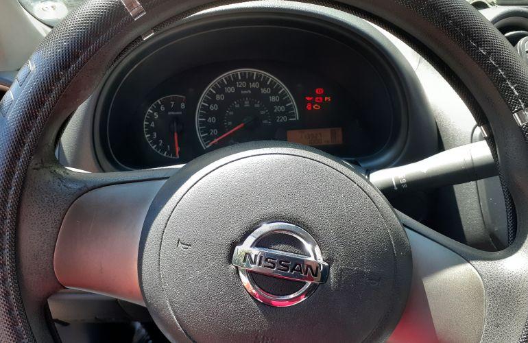 Nissan Versa 1.6 16V SV - Foto #3