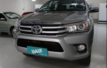 Toyota Hilux Srx 4x4 Cd 2.8  16v Diesel 4p