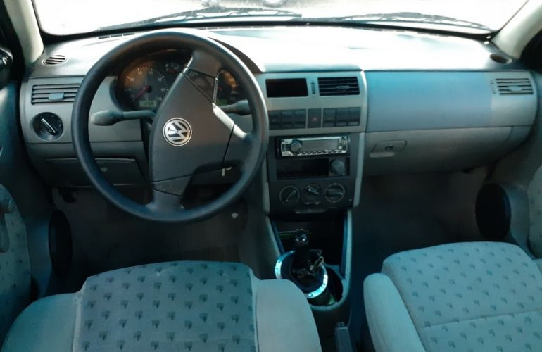 Volkswagen Gol 1.6 8V (álcool) - Foto #4
