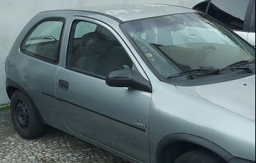 Chevrolet Corsa Hatch Super 1.0 MPFi - Foto #3